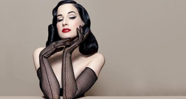 Dita von Teese Königin des New Burlesque Stil
