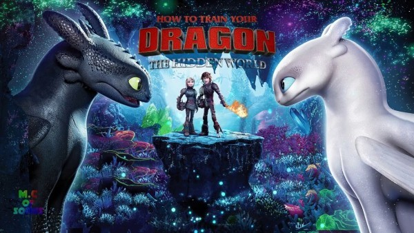 Filme 2019 How to Train your Dragon The Hidden World
