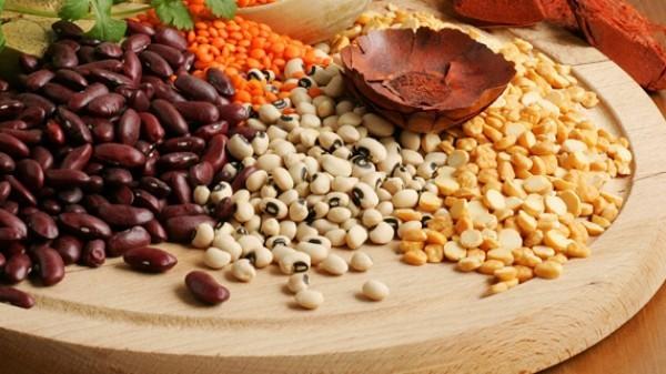 Gesunde Kohlenhydrate in Bohnen gut für die Verdauung helfen bei Gewichtsabnahme