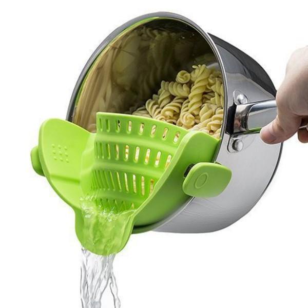 Gizmo Snap 'N Strain küchenhelfer für nudeln