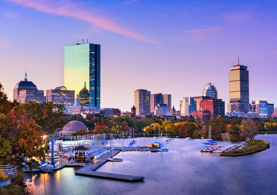 High-Tech Städte der Welt Boston Platz 7