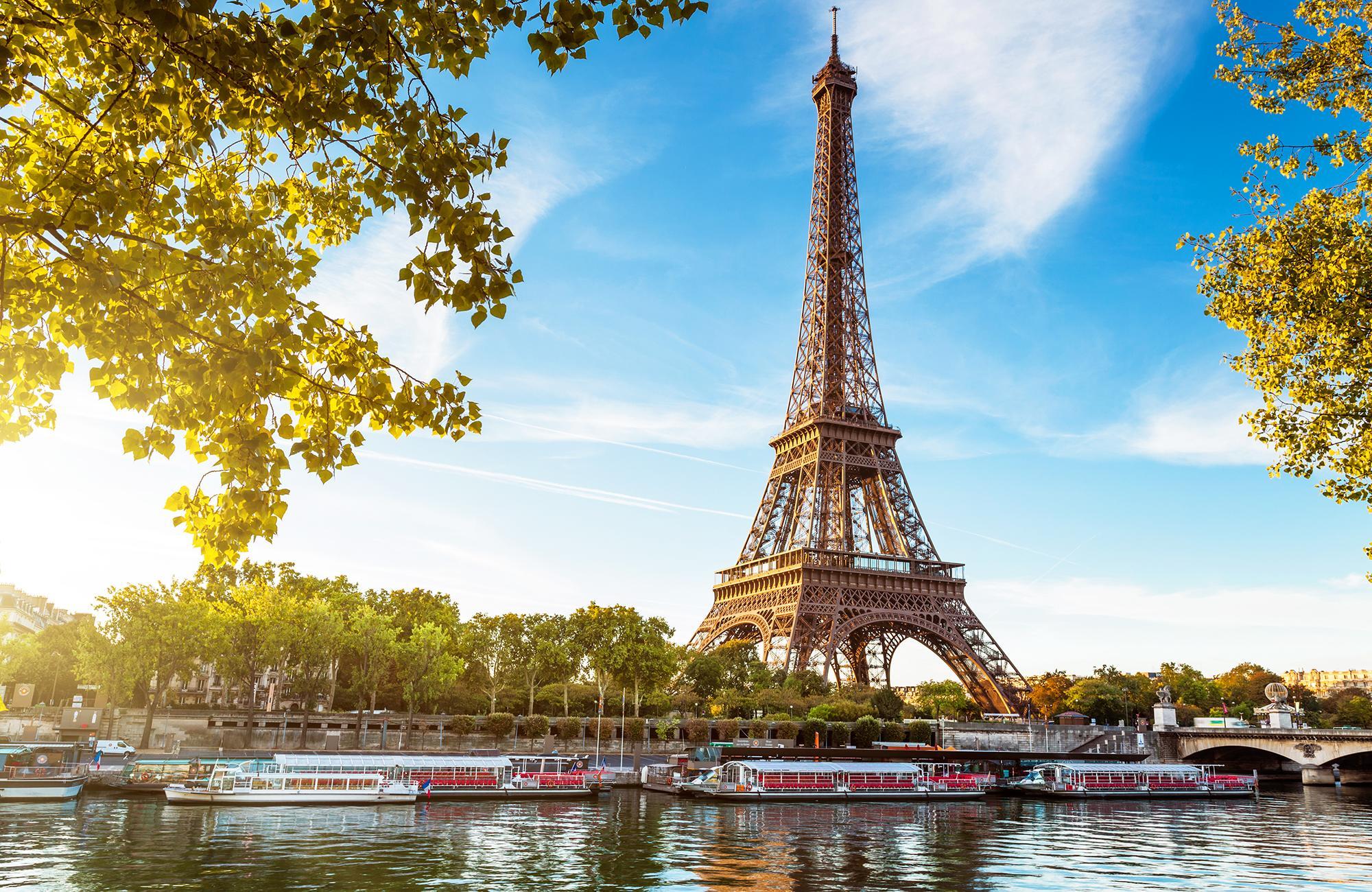 High-Tech Städte der Welt Paris französische Hauptstadt auf Platz 9