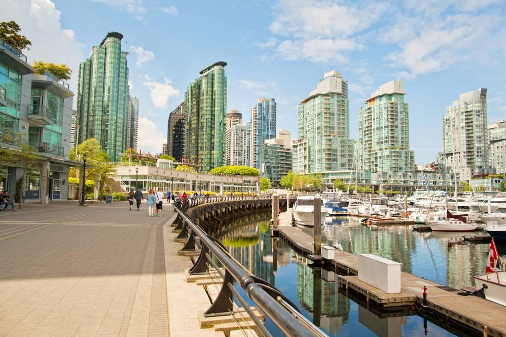 High-Tech Städte der Welt Toronto Kanada