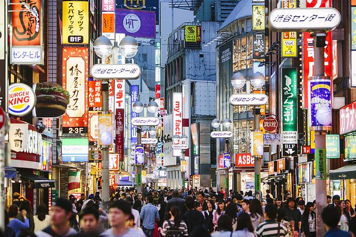 High-Tech Städte der Welt japanische Hauptstadt Tokio auf Spitzenplatz