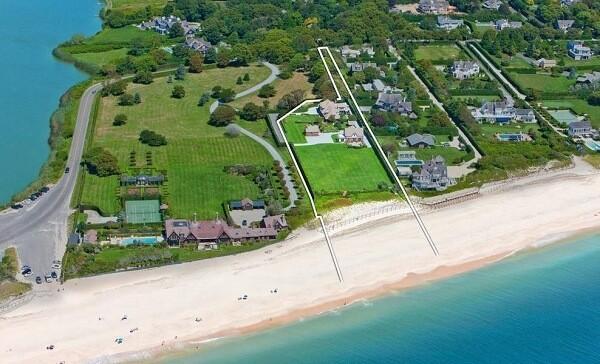 Jennifer Lawrence bestbezahlte Schauspielerin der Welt Immobilie in Hamptons