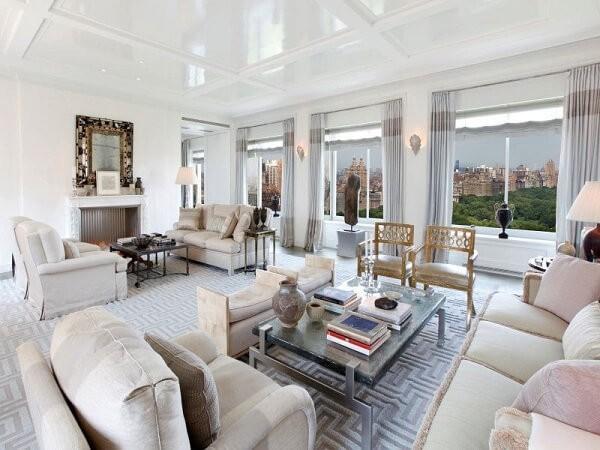 Jennifer Lawrence bestbezahlte Schauspielerin der Welt luxuriöses Apartment in NY