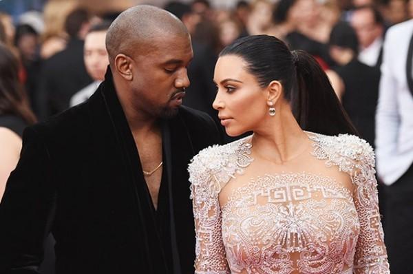Kim Kardashian Kanye West millionenschweres Ehepaar zahlreiche Fans