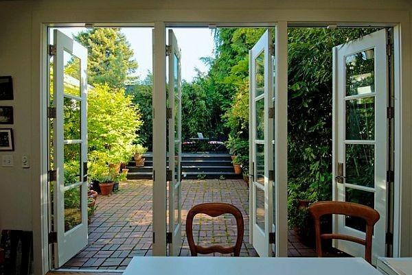 Natur ins Haus holen raus schauen Vorbilder bewundern