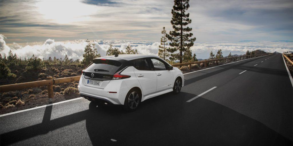 Nissan LEAF elekgtroauto kaufen