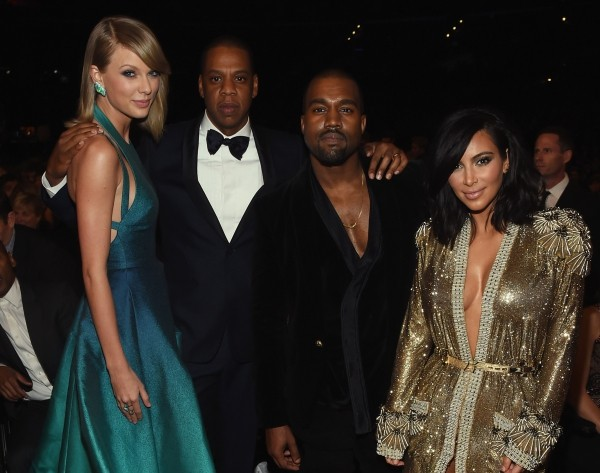 Taylor Swift gegen Kim Kardashian und Kanye West