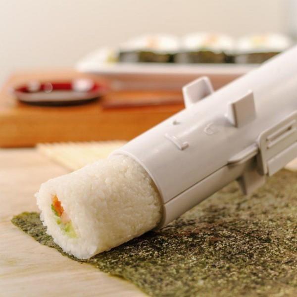 The Sushi Bazooka ganz tolle idee