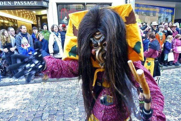abschreckendes gesicht karnevalskostüme ideen