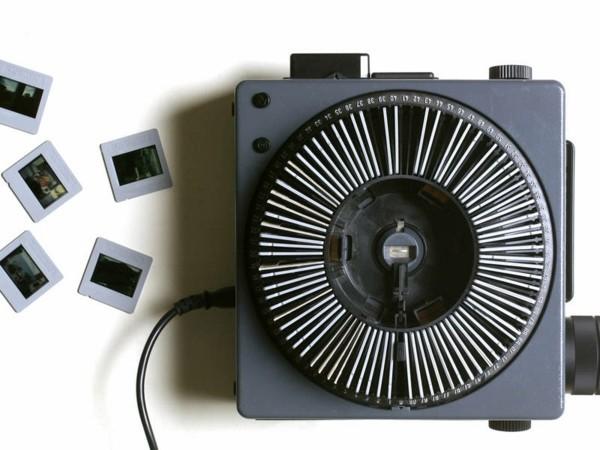 dias digitalisieren altes gerät