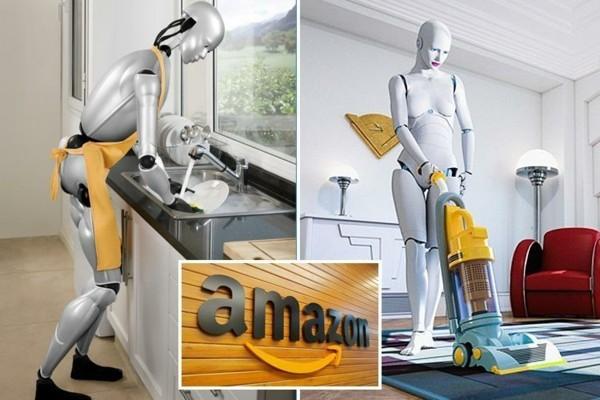 amazon roboter vesta haushalt unterhaltung