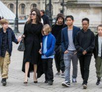Das Wichtigste, was Sie über Angelina Jolies Kinder wissen sollten