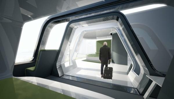 autonomous travel suite hotelzimmer selbstfahrend