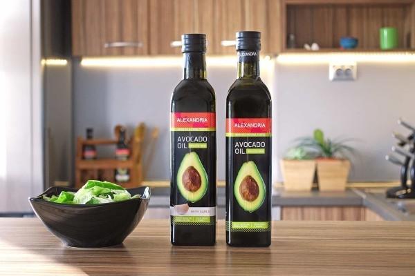 avocado tolles öl gesund leben