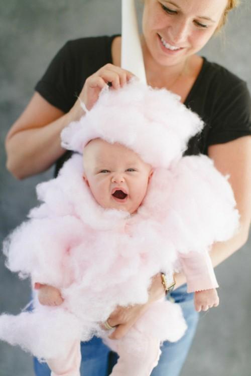 baby karneval kostüm einhorn