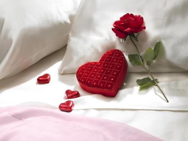 bett inspiration valentinstag ideen