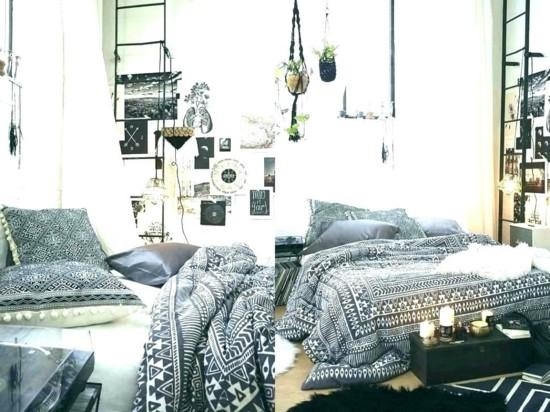 boho style schlafzimmer einrichtungsideen