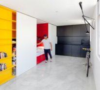 Einzimmerwohnung einrichten – 50 Ideen zur Modernisierung