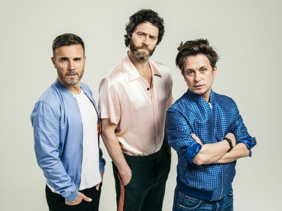 deutschland tour 2019 Take That