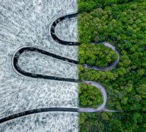 Die schönsten Drohnenbilder: diese Luftaufnahmen haben die Drone Awards 2018 gewonnen