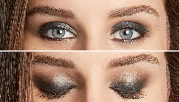 duo lidschattenfarben smokey eyes schminken
