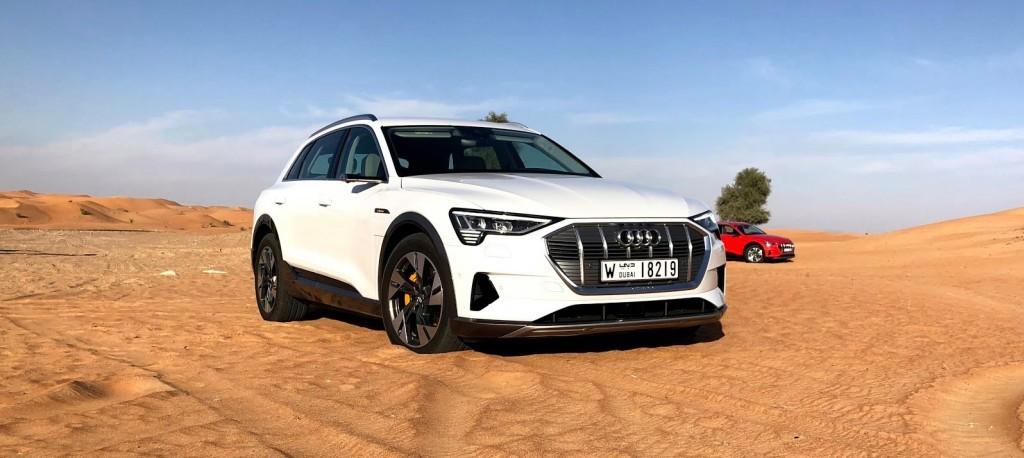 elektroauto übersicht Audi e tron