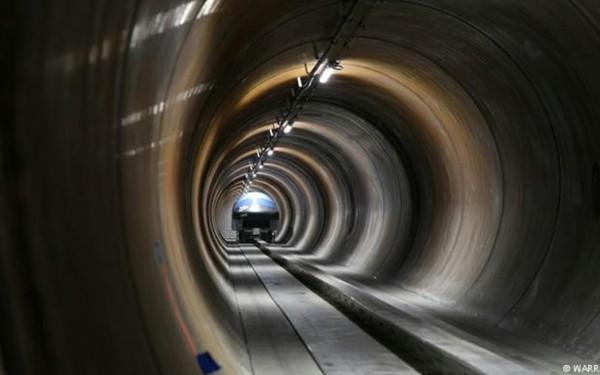 elon musk tunnel innovation gegen stau