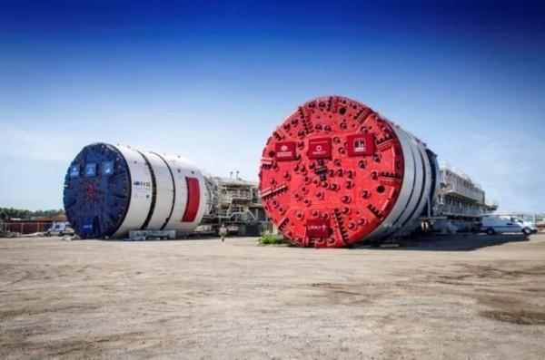elon musk tunnel projekt