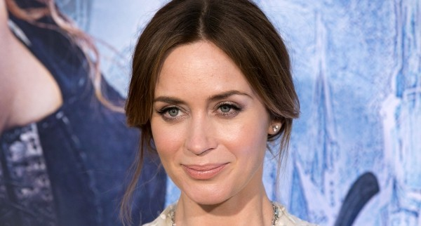 emily blunt charmant wie immer