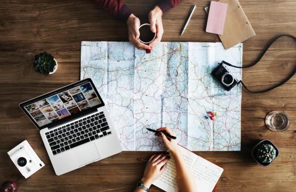 fernweh reise planen ideen