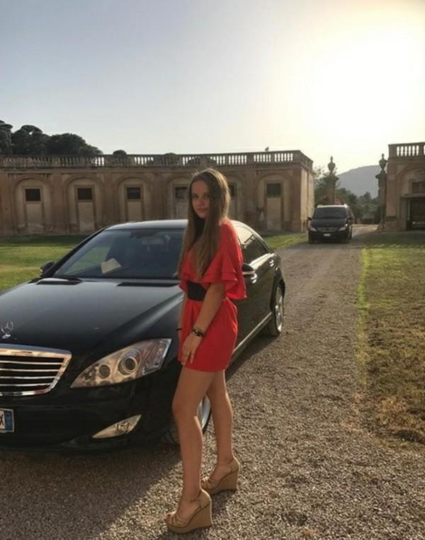 geissens tochter luxus leben privatjet heli yacht mercedes monaco