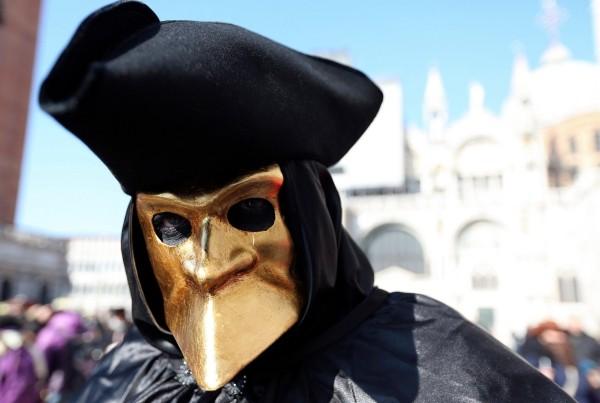 gold und shwarz karnevalskostüme ideen