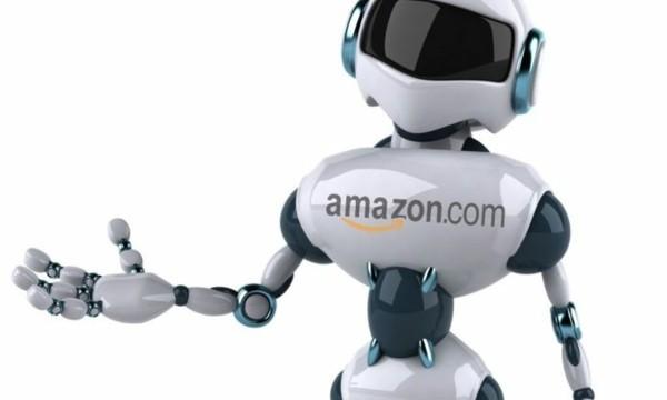 home amazon robot vesta