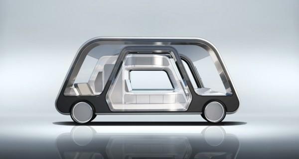 hotelzimmer hightech autonomous travel suites