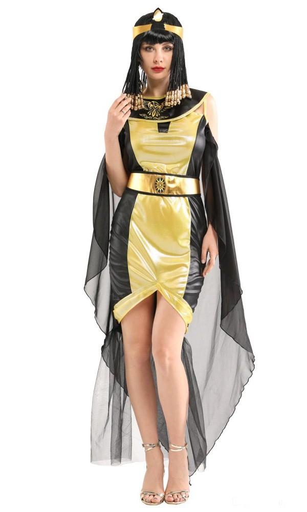 inspiration ägypten karnevalskostüme ideen