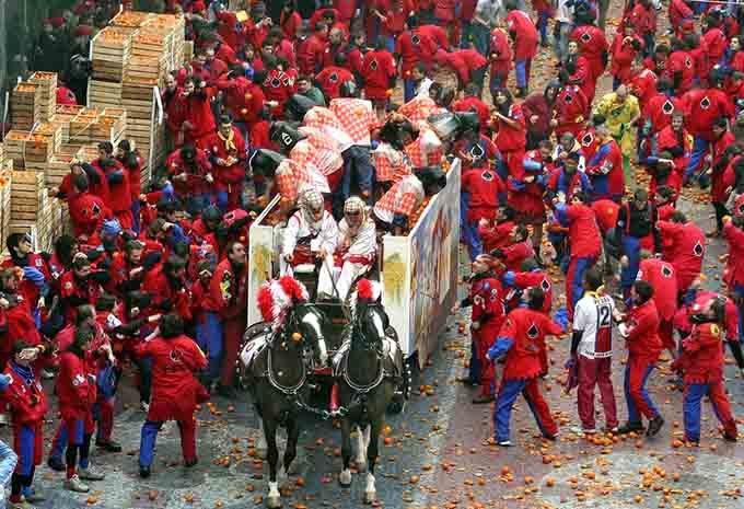 ivrea karnevalskostüme ideen tolle ideen
