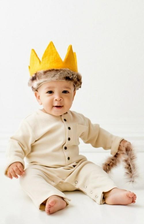 könig der löwen baby karneval kostüm