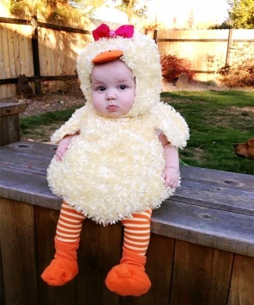 küken baby karneval kostüm