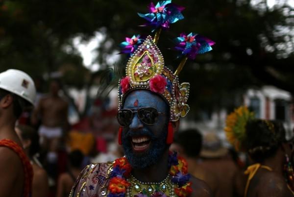 karnevalskostüme ideen afrikanische maske