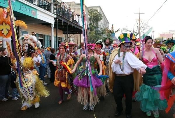 karnevalskostüme ideen auf der straße