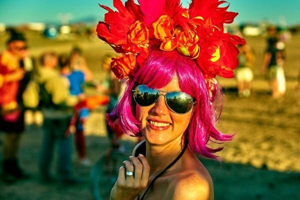 karnevalskostüme ideen lachendes gesicht