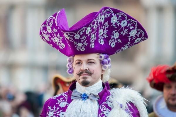karnevalskostüme ideen mittelalterliches kostüm