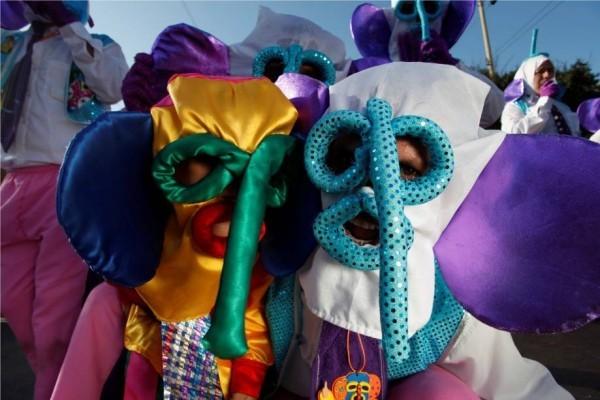 karnevalskostüme ideen toll aus dem südluchen venedig