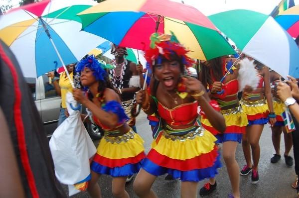 karnevalskostüme ideen ytimmung aus afrika