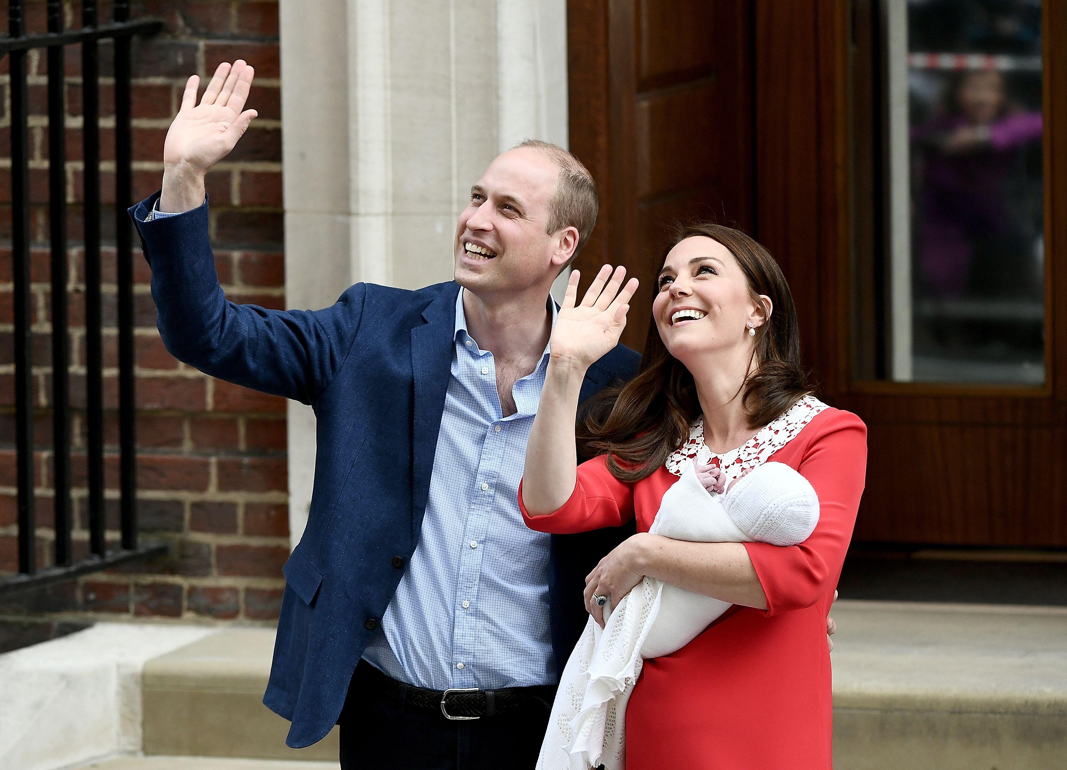 Wie HeiГџt Das Baby Von Kate Und William
