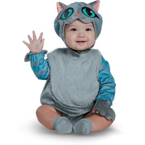 katze baby karneval kostüm idee