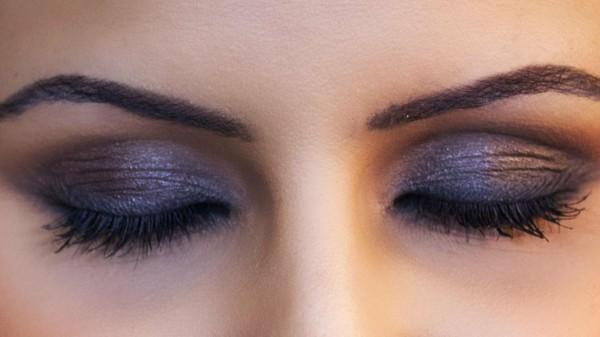 klassische smokey eyes schminken